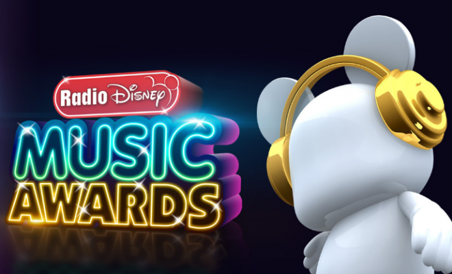 Radio Disney Music Awards раздала награды!