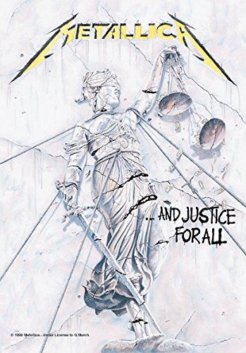 Metallica готовит к переизданию «And Justice For All»
